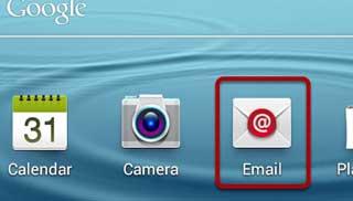 Configurando seu email em smartphone com Android